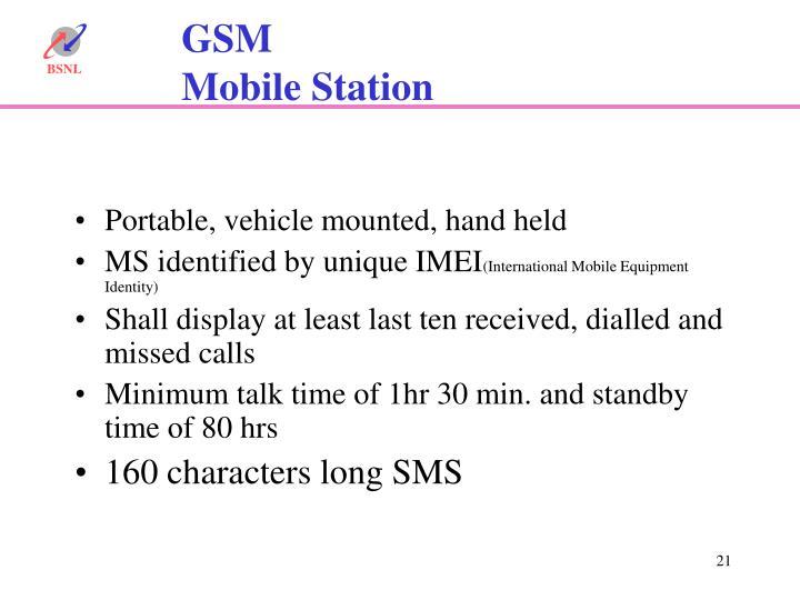 Portable, vehicle mounted, hand held