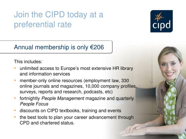 cipd 3mer part a Foundation diploma in human resource practice (level 3) course overview this is a cipd foundation level course which you will study over a period of 6-8 months it.
