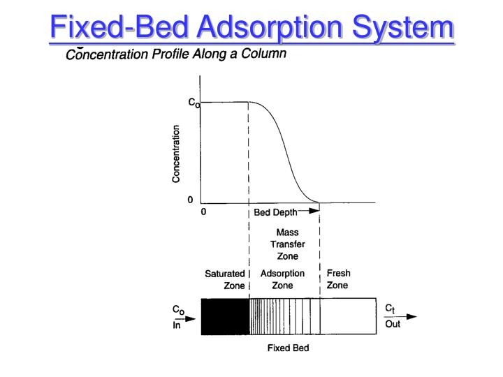 Fixed-Bed Adsorption System