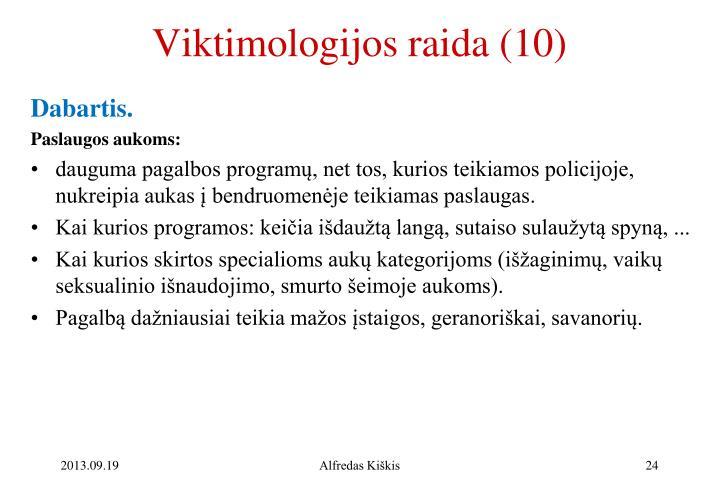 Viktimologijos raida (10)