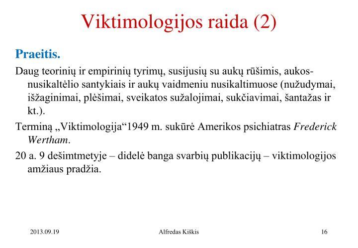 Viktimologijos raida (2)