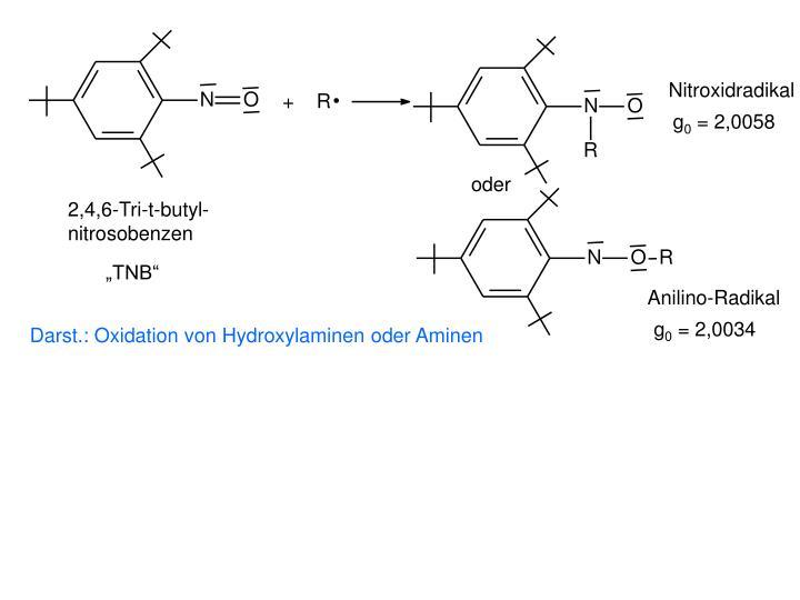 Nitroxidradikal