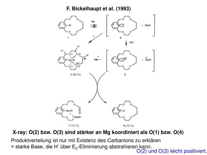 F. Bickelhaupt et al. (1993)