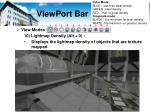 viewport bar11