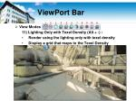 viewport bar12