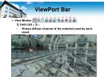 viewport bar4