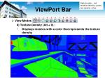 viewport bar9