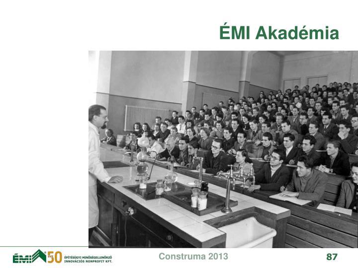 ÉMI Akadémia