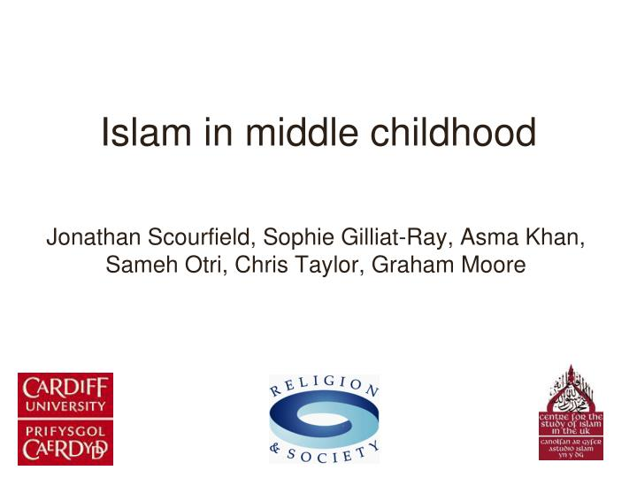 Islam in middle childhood