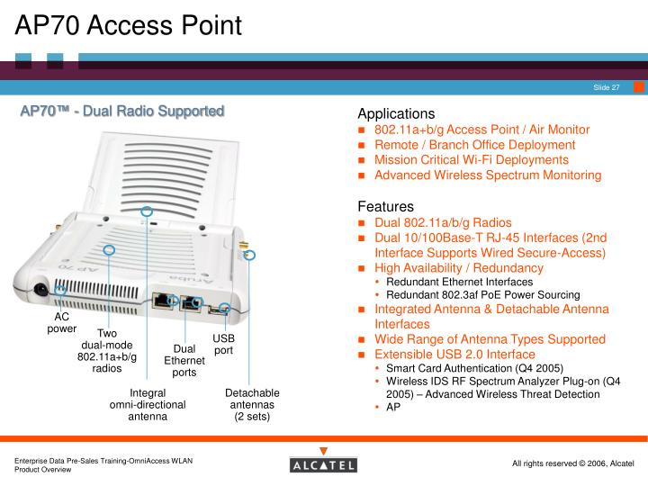 AP70 Access Point