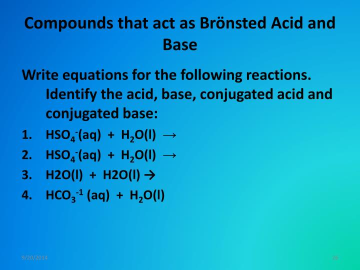 Compounds that act as