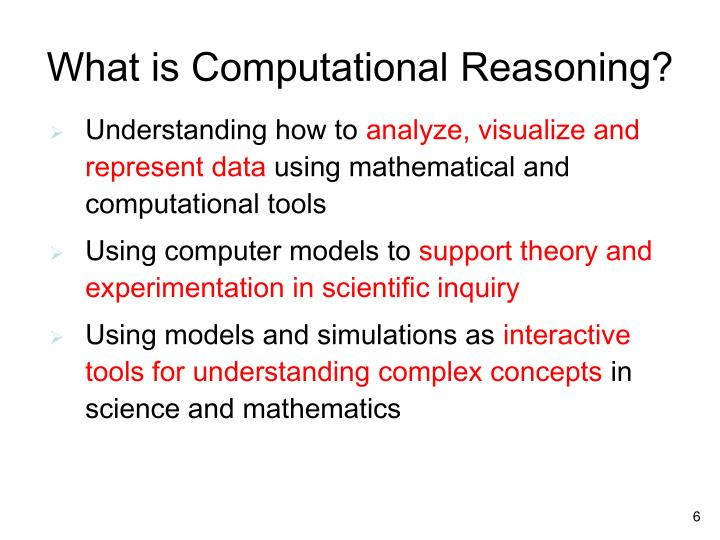 computation and reasoning Learn to recognize dyscalculia, a learning disability in math reasoning and calculation explore resources to help symptoms and find treatments.