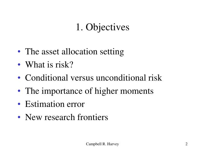 the importance of proper asset allocation essay It is these i will describe in the following, and hence conclude if monopolies worsen or improve resource allocation it is important to distinguish between competition and monopoly before describing advantages and disadvantages of both.
