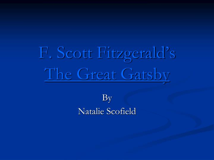 a critical review of the great gatsby by nathaniel hawthorne Find great deals for norton critical editions: the scarlet letter and other writings 0 by nathaniel hawthorne (2017, paperback) shop with confidence on ebay.