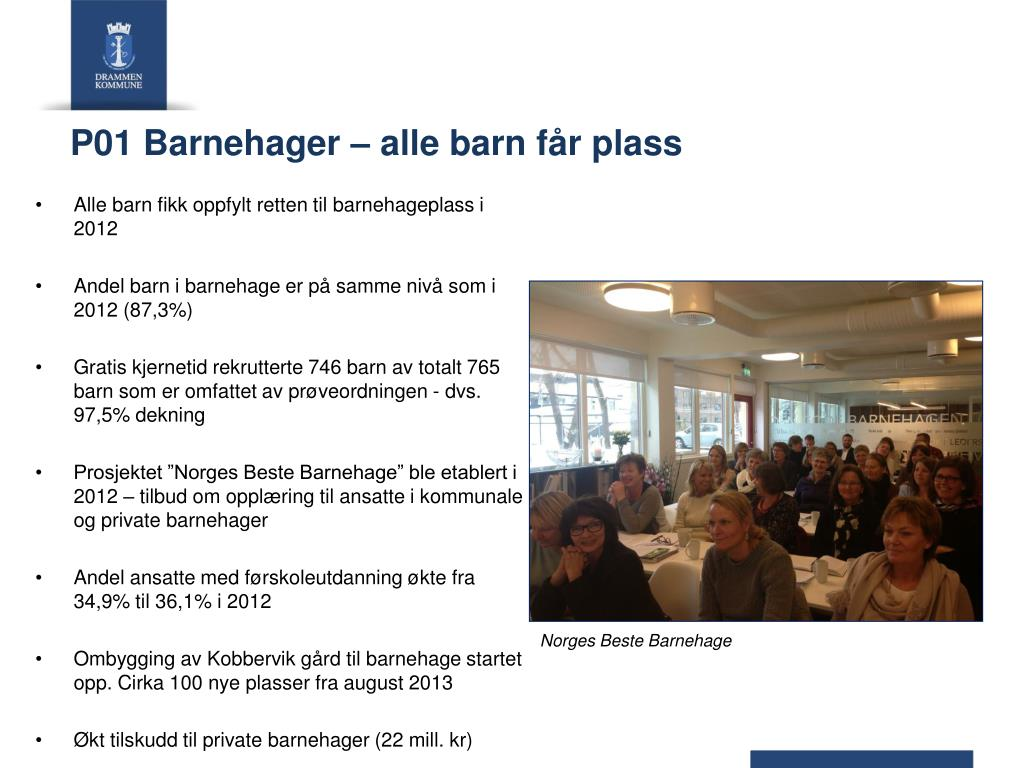 Ppt Arsmelding For Drammen Kommune 2012 Powerpoint Presentation Free Download Id 4625590