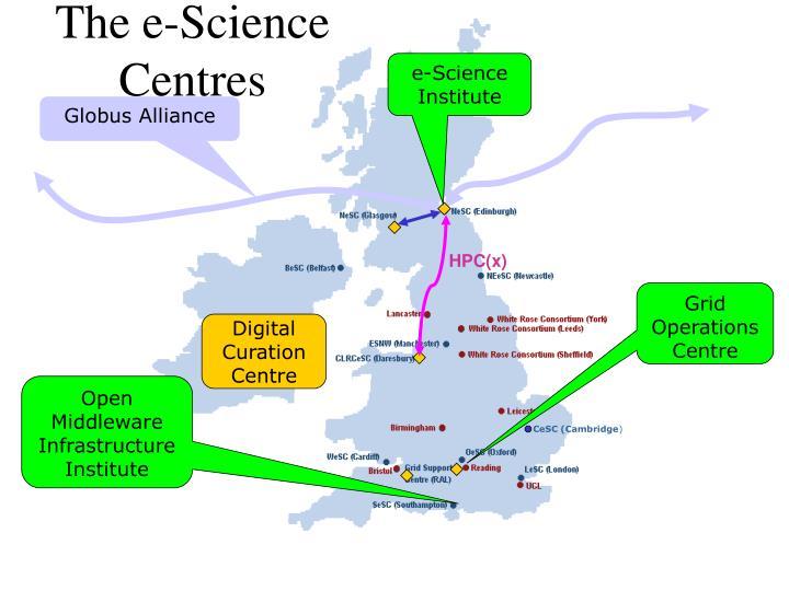 e-Science Institute