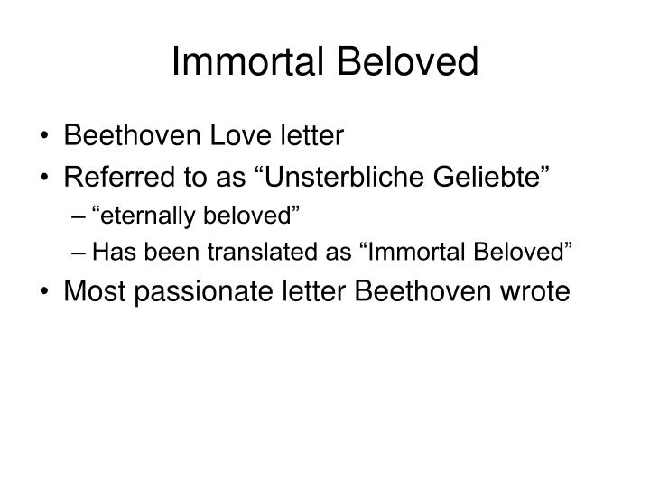 Ppt Beethoven In America Powerpoint Presentation Id 4627407
