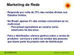 marketing de rede