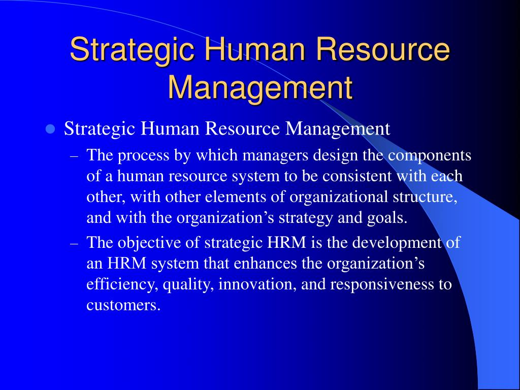 Ppt Human Resource Management Powerpoint Presentation Free Download Id 4628410