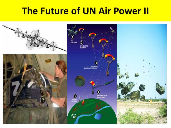 The Future of UN Air Power II