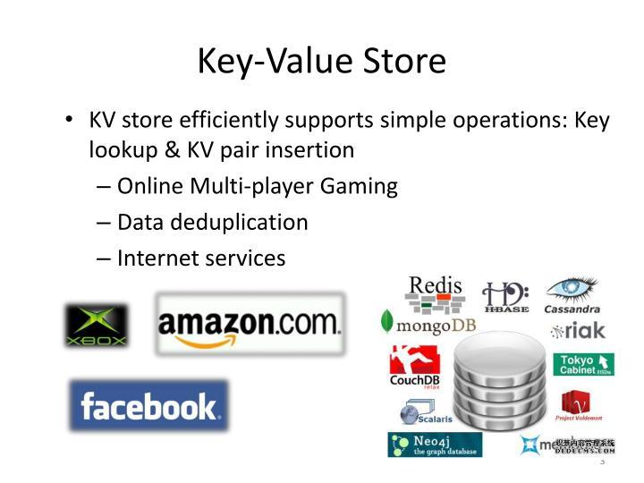 Key value store