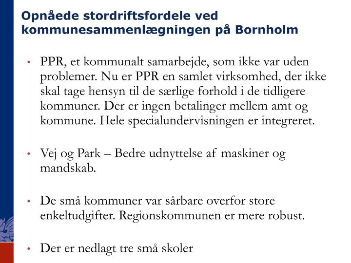 ppr bornholm