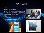 why wifi