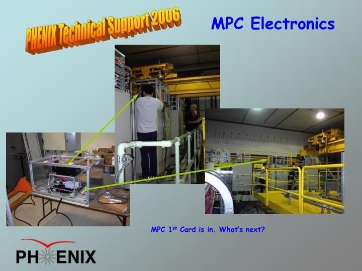Mpc electronics