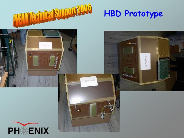 HBD Prototype