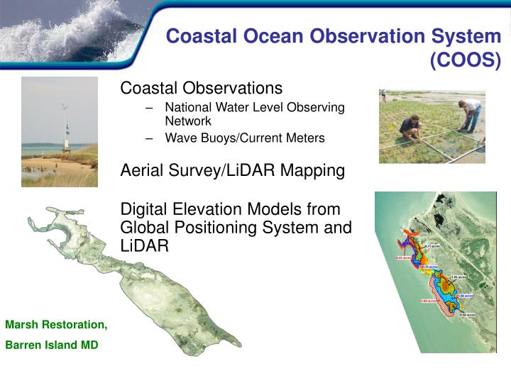 Coastal Ocean Observation System