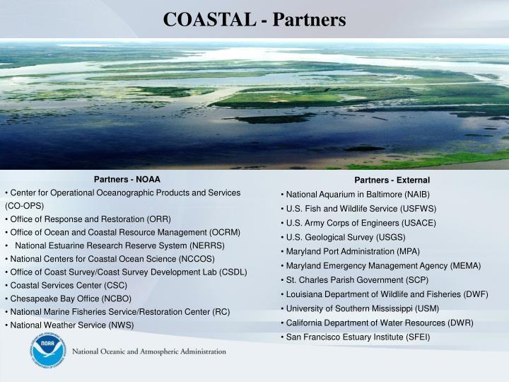 COASTAL - Partners