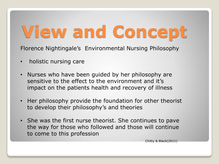 metaparadigms of nursing