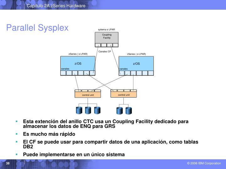 Parallel Sysplex