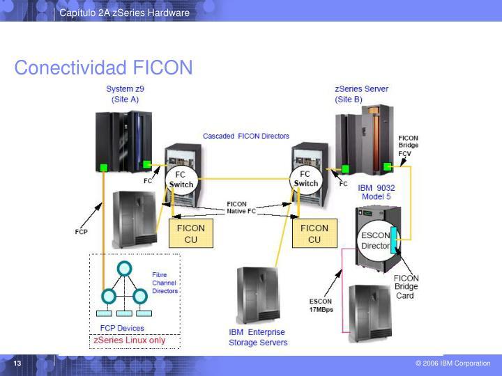 Conectividad FICON