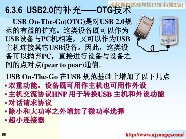 6.3.6  USB2.0