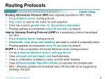 routing protocols2