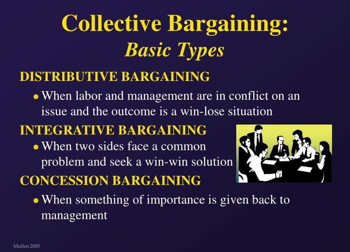 collective bargining Collective bargaining rights and the right to organize have been under corporate assault for three decades cwa's program to create good jobs is rooted in support for collective bargaining and the right to organize.