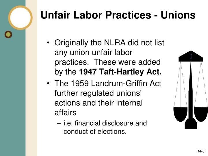 labor practices