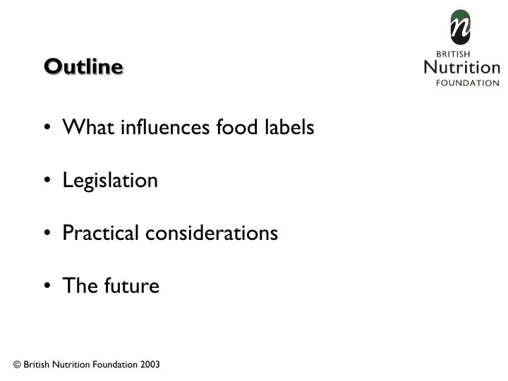 ppt food labelling powerpoint presentation id 4632536