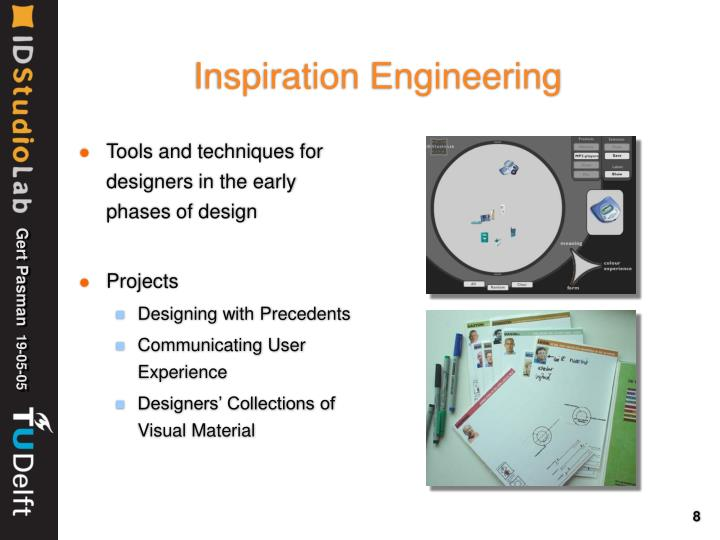 Inspiration Engineering
