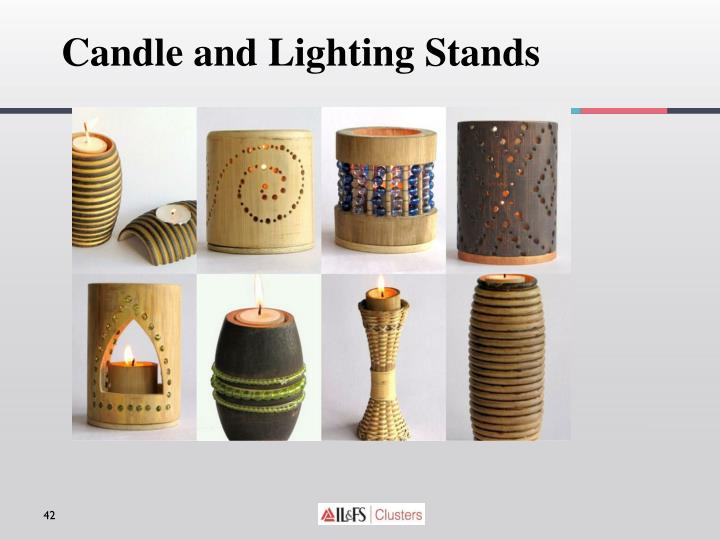 Candle and Lighting Stands
