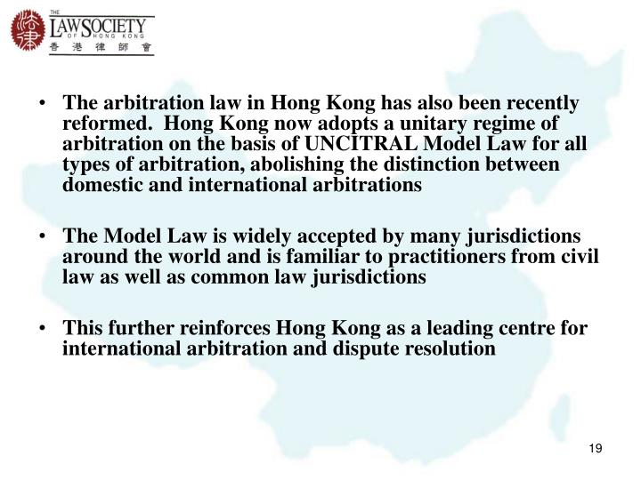 arbitration in contractual laws Describes the arbitration process vs the litigation process, with points of differences and similarities.