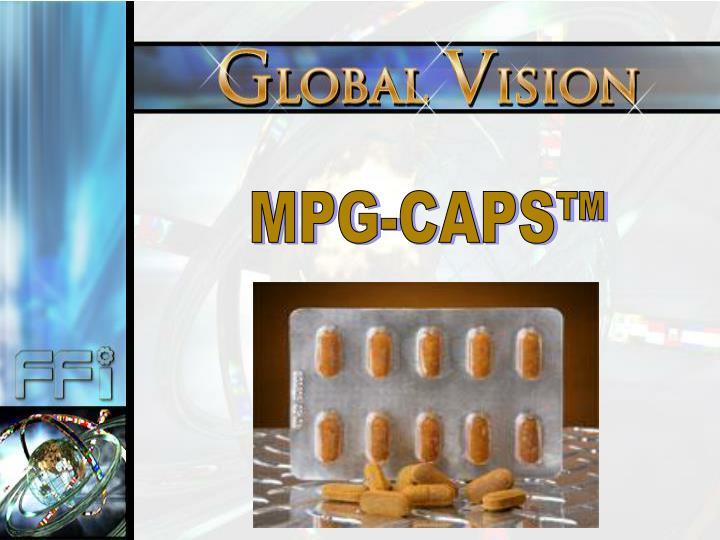 MPG-CAPS™