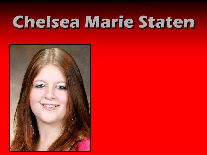 Chelsea Marie Staten