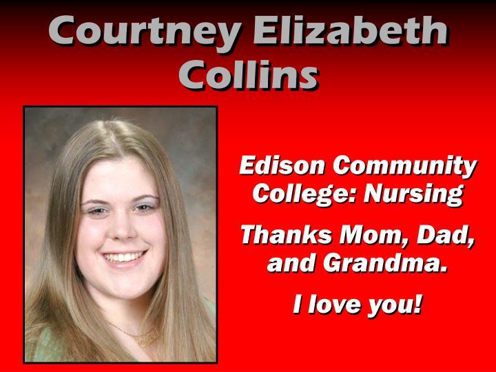 Courtney Elizabeth Collins
