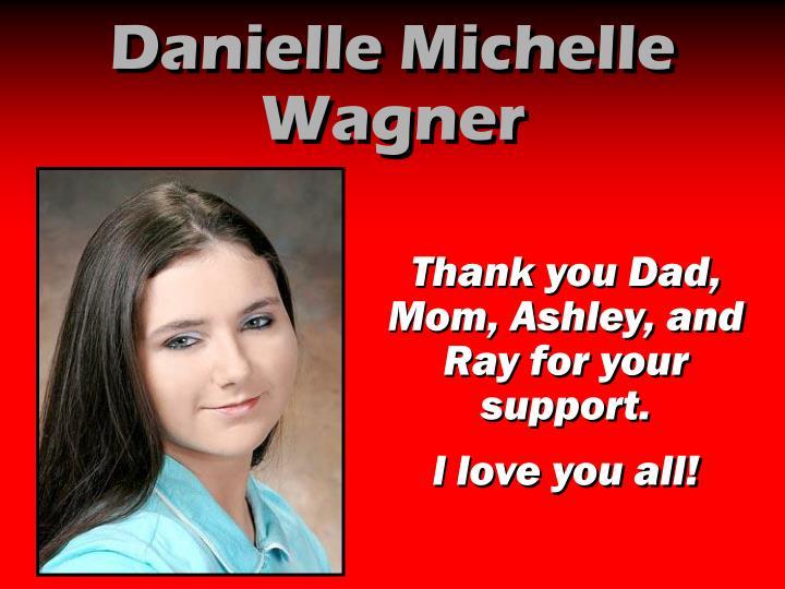 Danielle Michelle Wagner