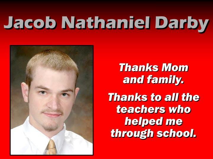 Jacob Nathaniel Darby