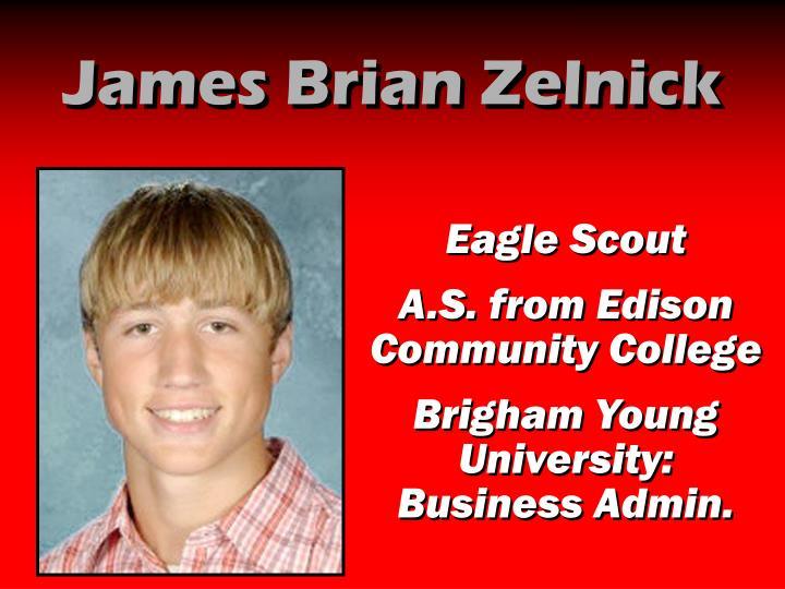 James Brian Zelnick