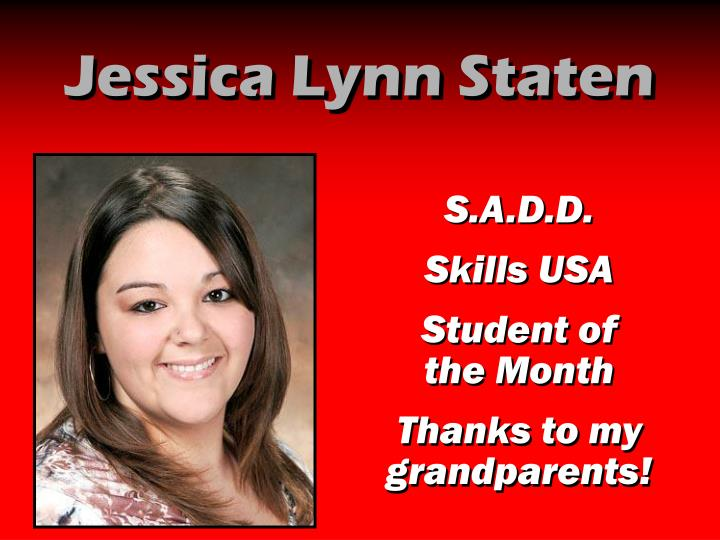 Jessica Lynn Staten