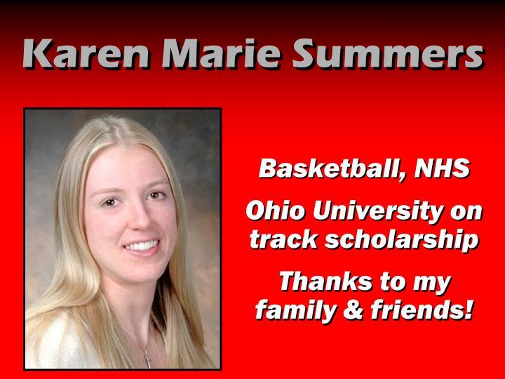 Karen Marie Summers